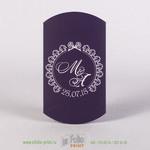 Упаковка пирожок для свадебных комплиментов