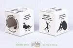 Коробка для стеклянных шаров 80 мм