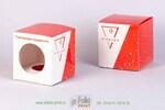Упаковка для корпоративной новогодней игрушки