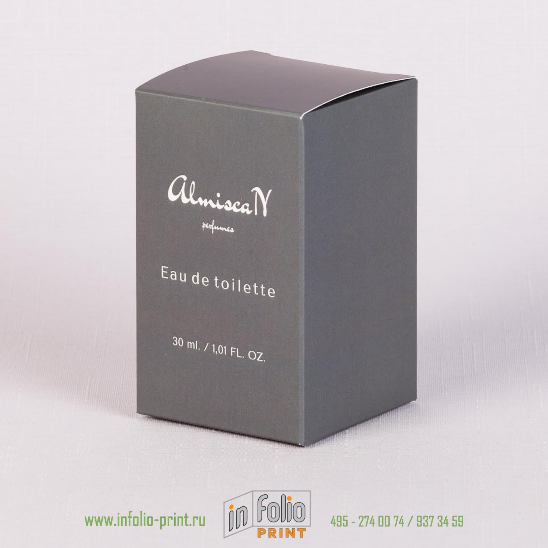 Упаковка под парфюмерию 60х60х100