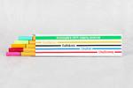 Коробочка для цветных ручек с логотипом