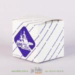 Коробка для сувениров квадратная 100х100х100
