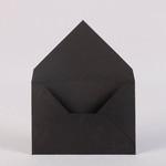 Оборот конверта с треугольным клапаном С6