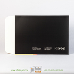 ламинированный картонный конверт С4