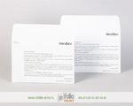 Конверт С6 из плотной офсетной бумаги