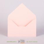Конверт 112х72 из розового колорплана
