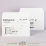 Конверт С5 из ламинированной бумаги с матовой ламинацией