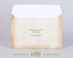 Конверт А5 из офсетной бумаги 160 г/м2 с круговой печатью