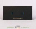 Упаковка для подарочного сертификата из маджестика евростандарта