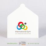 Конверт для карты фитнесцентра