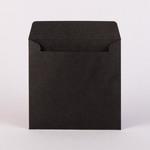 Конверт без печати 15х15 черный