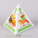 Тейблтент в форме пирамидки