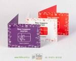 Набор упаковок для карт разного номинала