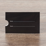 Конверт для электронного ключа