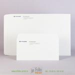 Набор конвертов С4 и евро для компании Hunday