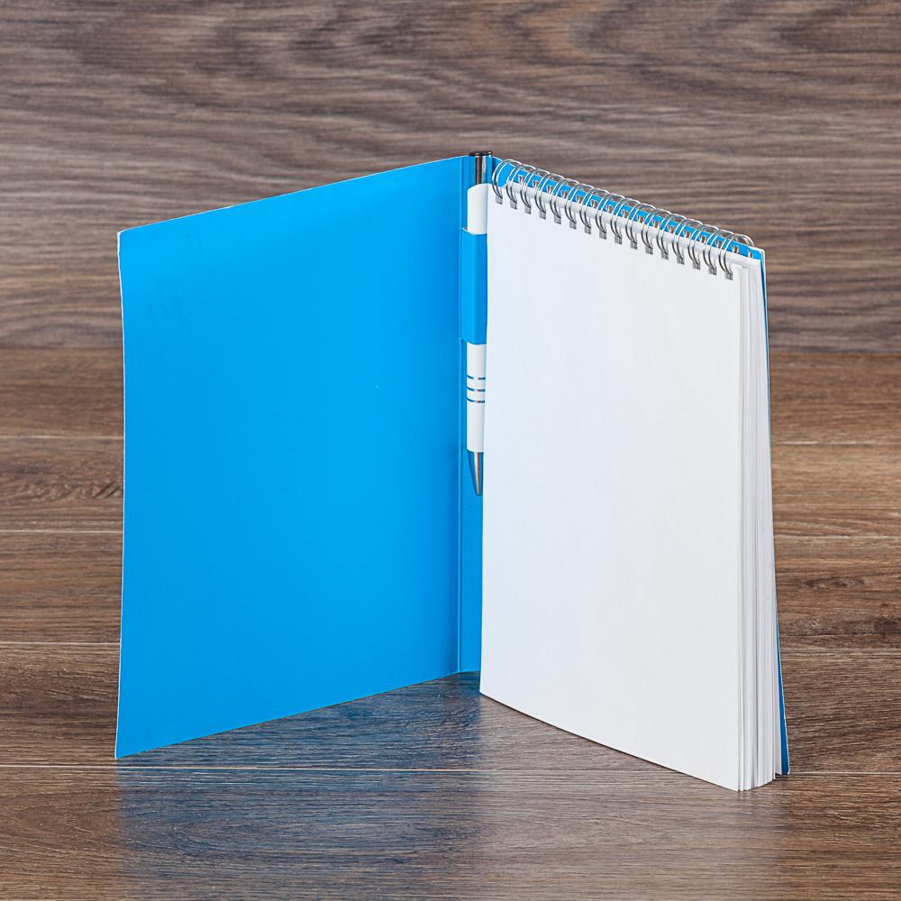 Блокнот для проведения семинара с ручкой
