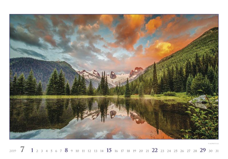 Июль календаря