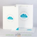 Набор папка с конвертом в корпоартативном пакете
