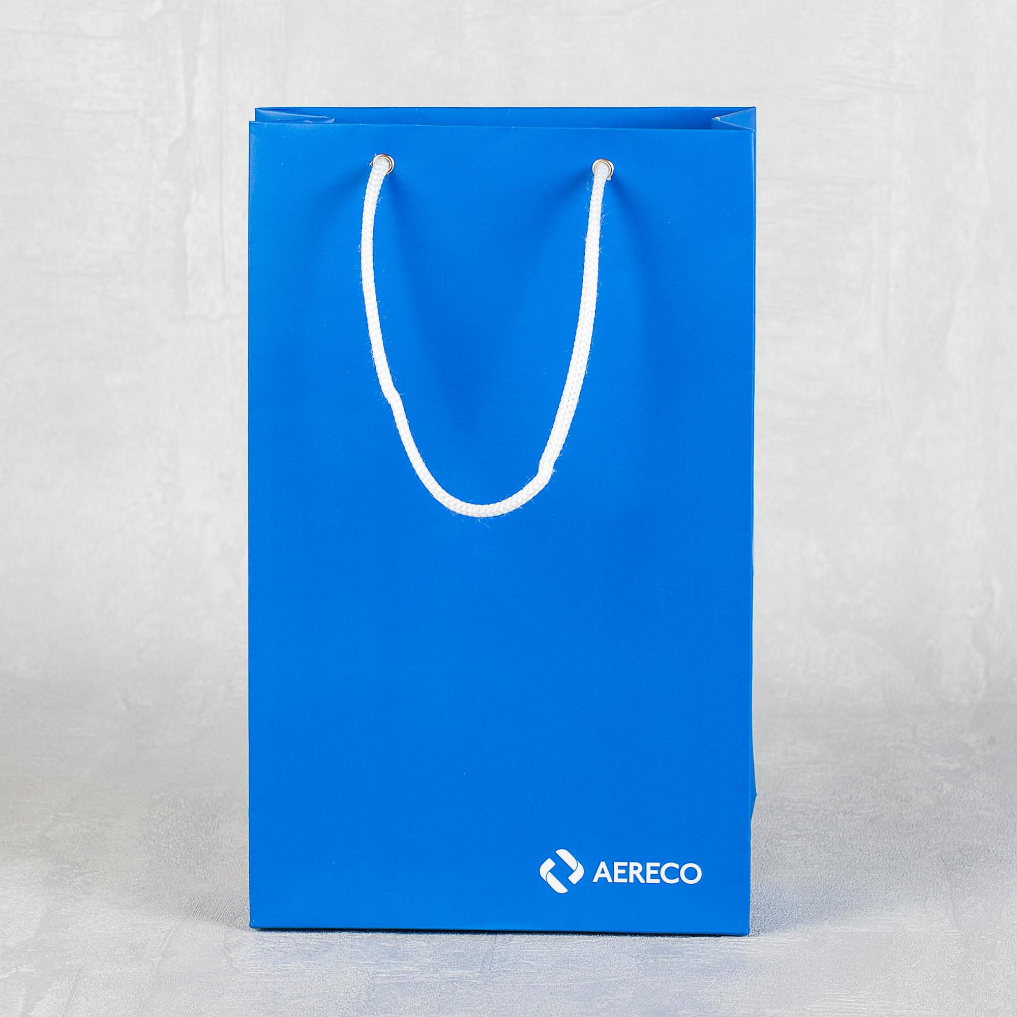 Пакетик А5 с матовой ламианцией
