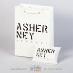 Пакет для ювелирки плюс коробочка