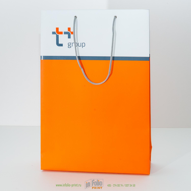 Пакет с выборочным УФ лаком А4+