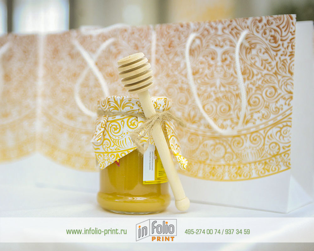 Пакетик для меда