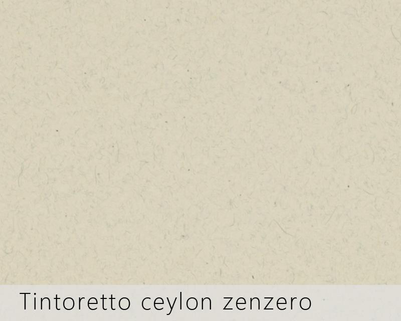 Tintoretto ceylon zenzero имбирь