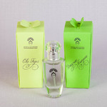 Упаковка для духов green
