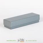 Жесткая коробка из переплатного картона 180х55хх40