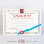 Диплом правительства Москвы
