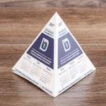 Календарь пирамидка 2017