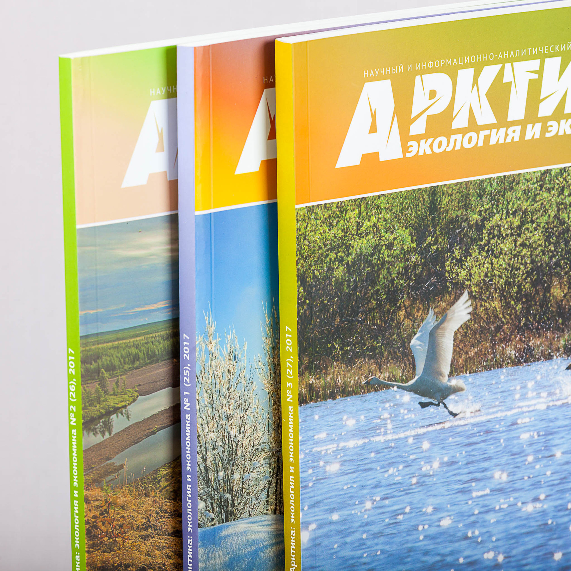 Переодическое издание Арктика