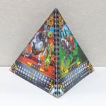 Календарь пирамидка с перекидными листочками