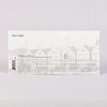Почтовая карточка евро формат