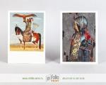 Почтовые карточки с живописью