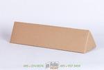 коробка из микрогофрокартона для календаря-плакат